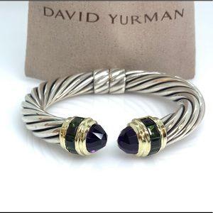 David Yurman 10mm Renaissance Cable Bracelet Small